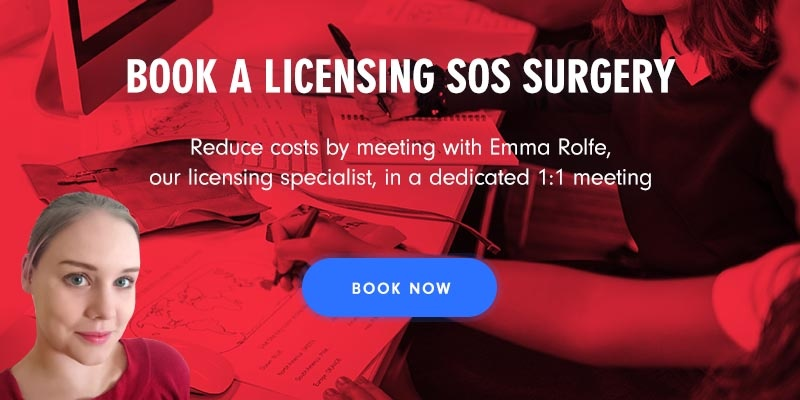Licensing SOS Surgery with Emma Rolfe