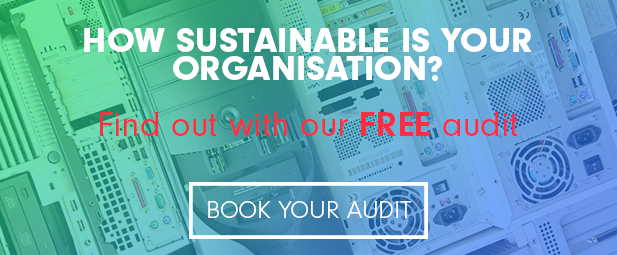 Book a free sustainability audit