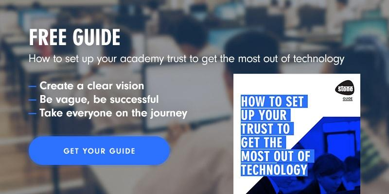 Setting up your academy trust to get the most out of technology