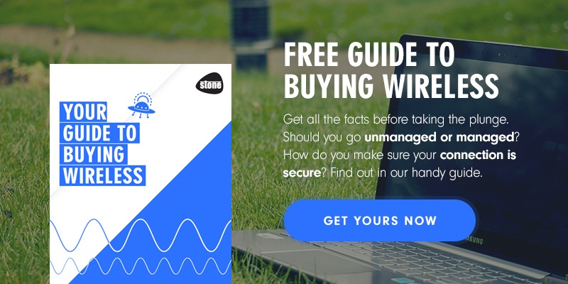 Download your free guide to buying wireless
