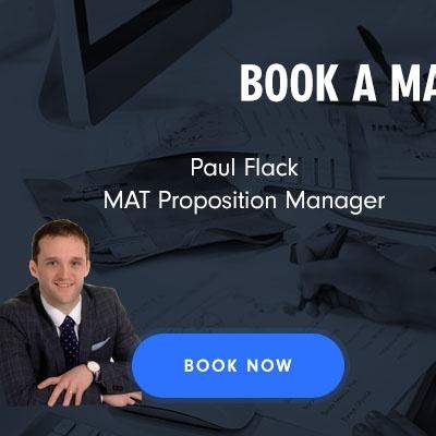 Book a MAT meeting with Paul Flack