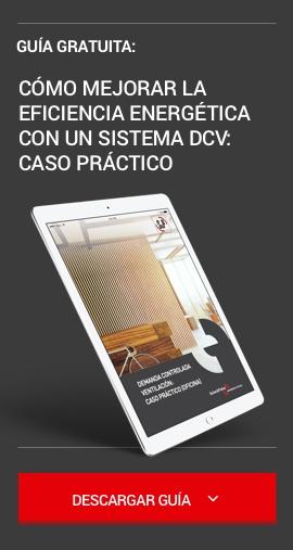 Demanda controlada ventilación: caso práctico