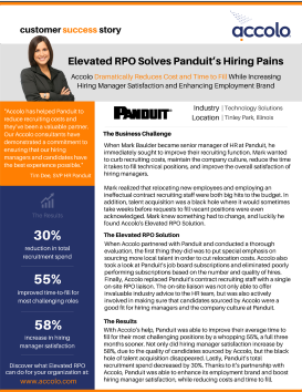 Panduit Case Study