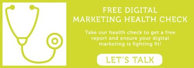 Free Digital Marketing Health Check
