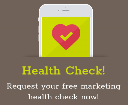 Request an inbound marketing healthcheck