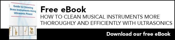 Download free Guide to Cleaning Brass Instruments Using Ultrasonic Power