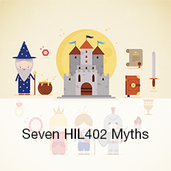Seven HIL402 Myths