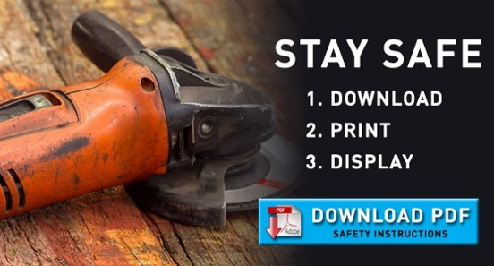 Download Disc Changing Safety Instructions