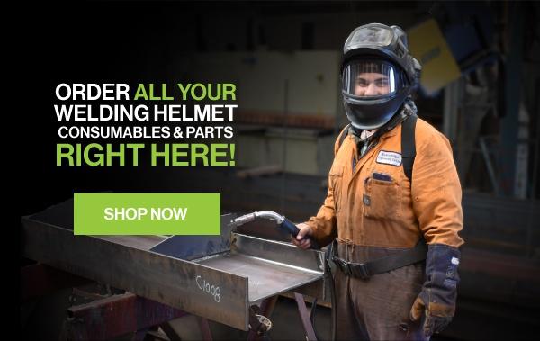 Shop Welding Helmet Consumables & Parts Here