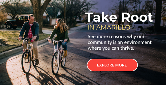 Take Root in Amarillo