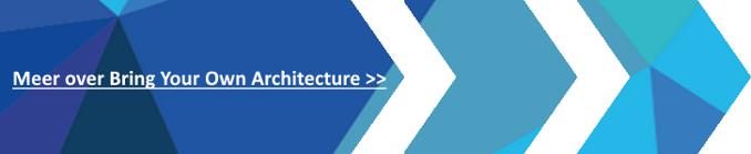 Leer meer over de Bring Your Own Architecture workshop