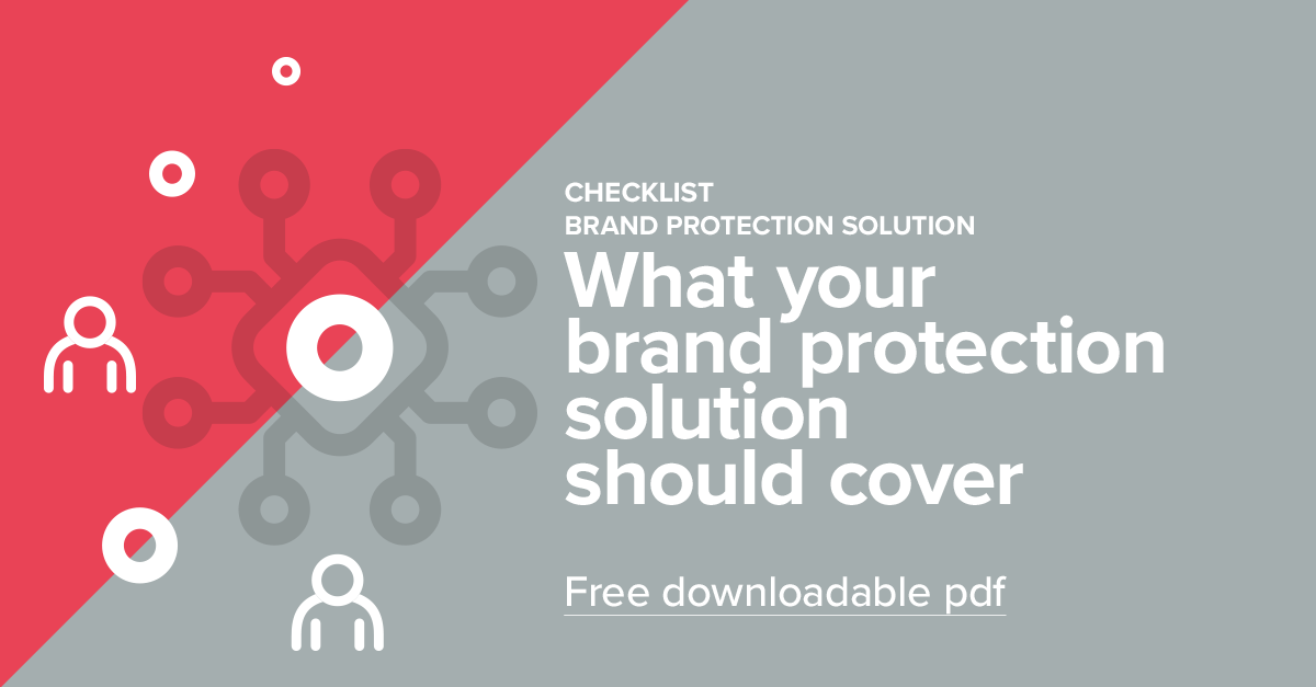 Machine learning is a key part of online brand protection. Learn more with this ebook!