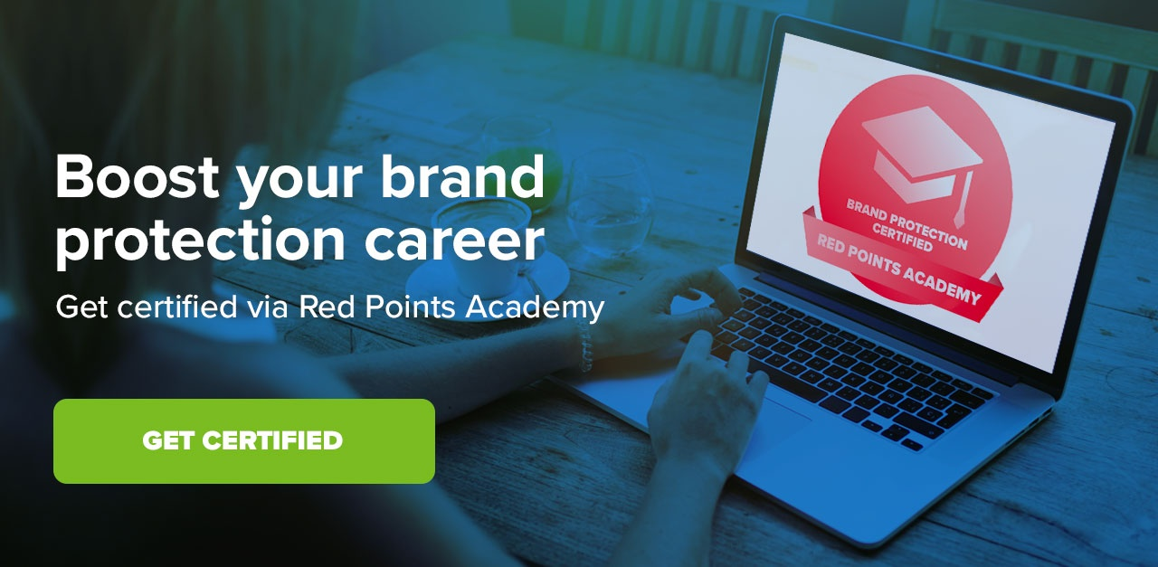 Free brand protection course with Red Points Academy