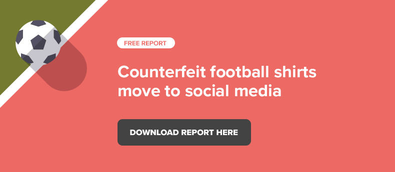 Red Points ebook - counterfeit football shirts move to social media