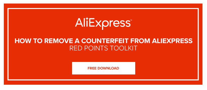How to remove a counterfeit from AliExpress