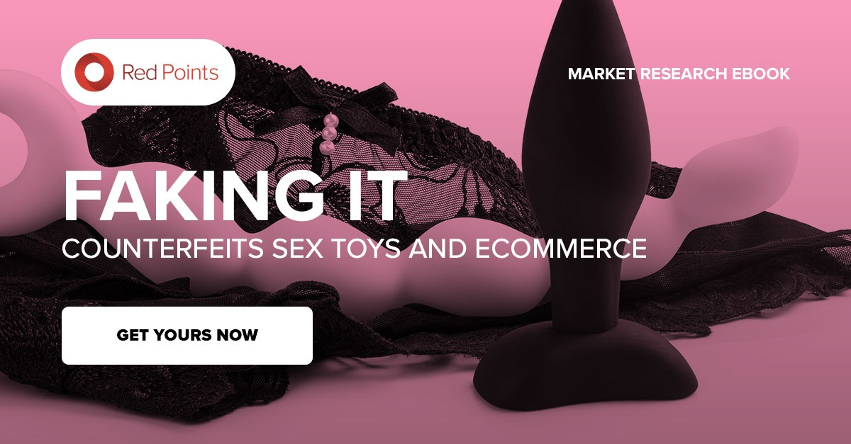 Red Points' market resaerch into fake sex toys online