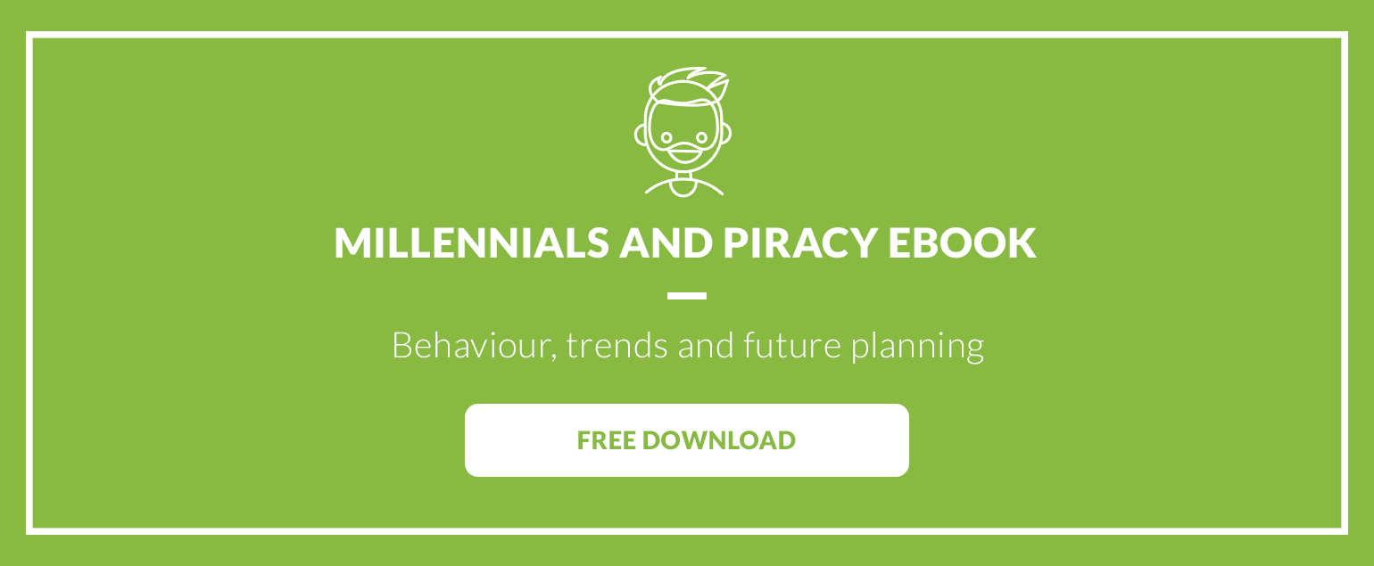 Millennials and piracy ebook