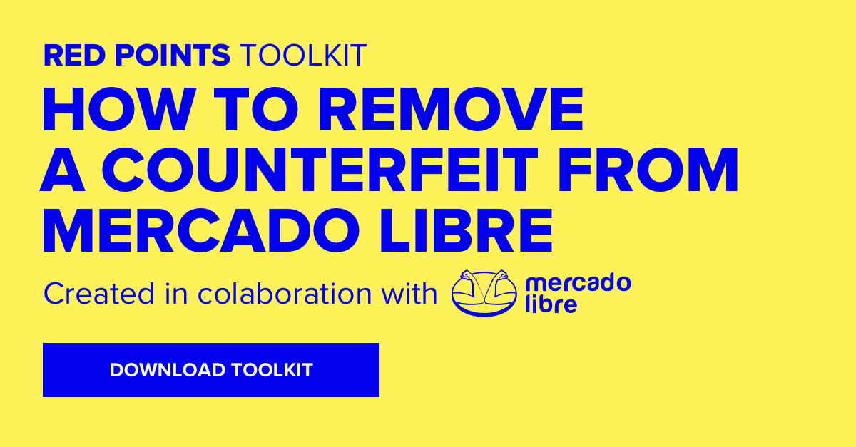 How to remove counterfeit from Mercado Libre