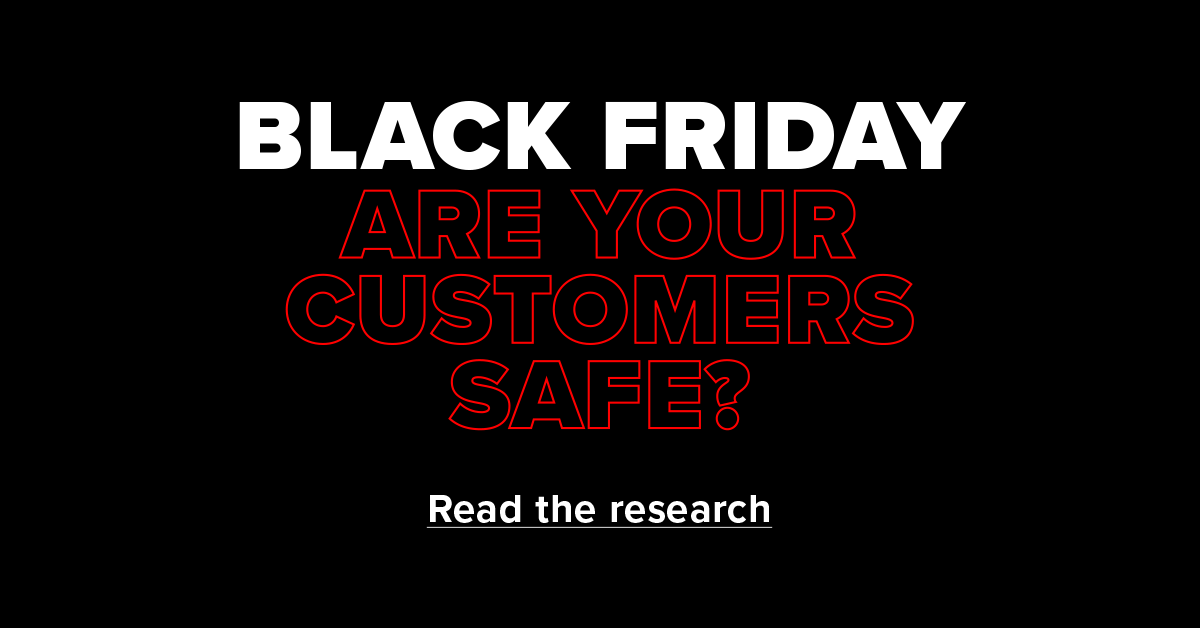 Red Points 2018 Black Friday market research