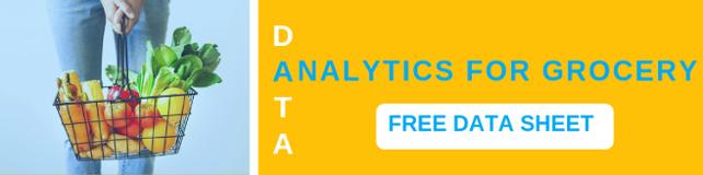 Data Analytics for Grocery