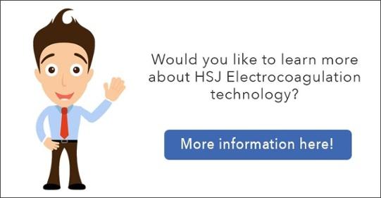 HSJ electrocoagulation