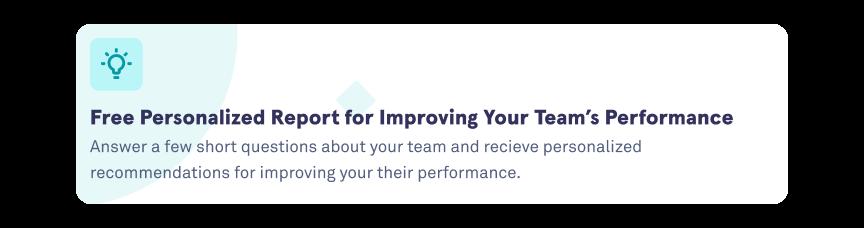 Team Type Survey