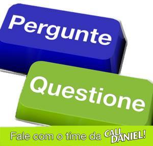 Pergunte ao Time da Call Daniel