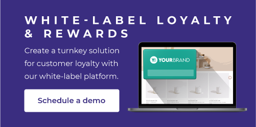 Schedule a demo to learn about how you can build your own white-label loyalty and cashback program with our turnkey solutions.