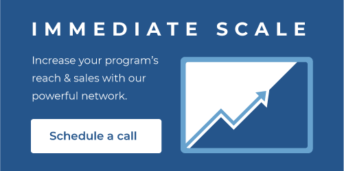 Schedule a call with our Merchant Development team to learn how you can scale and grow your affiliate program easily.