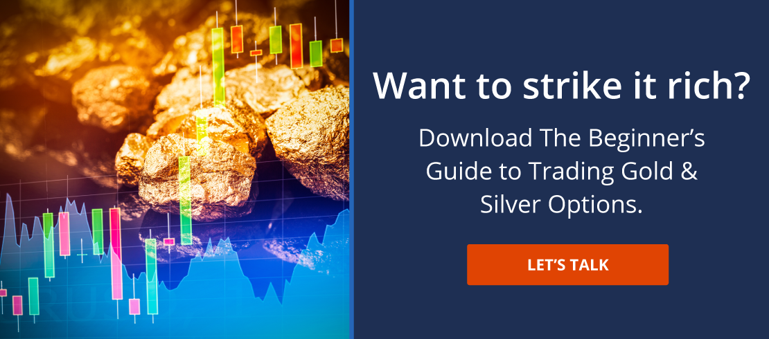 Download the Beginner's Guide to Trading Gold & Silver Options