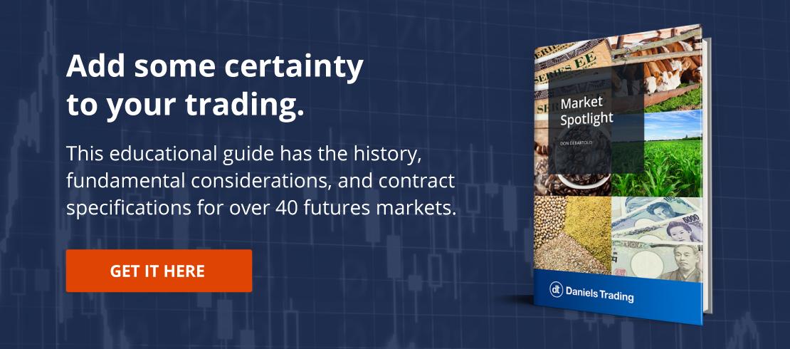 Daniels Trading Market Spotlight
