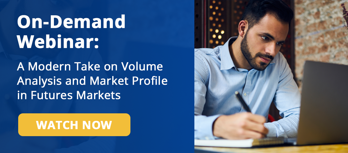 Volume Analysis and Market Profile webinar
