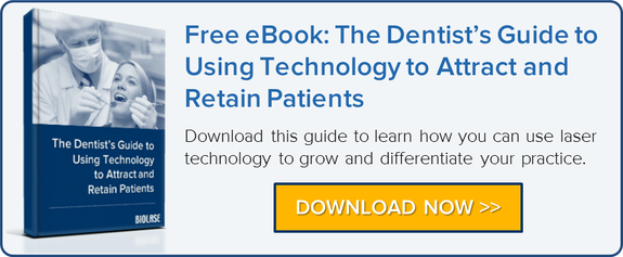 Download the Dentist's Guide to Using Technology to Attract and Retain Patients