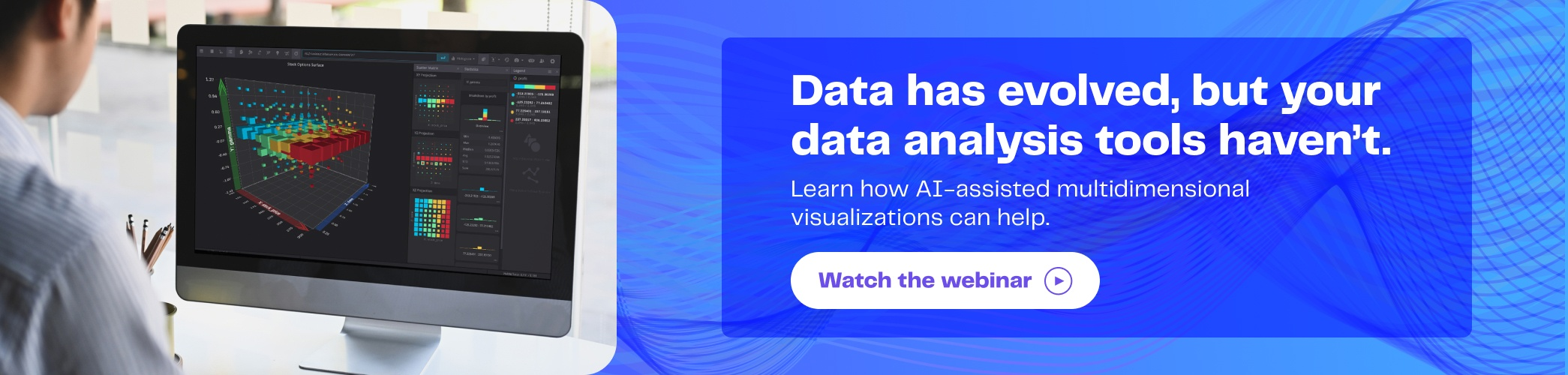Watch the on-demand machine learning webinar