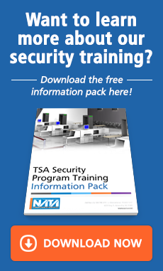 Click here to learn more about our security training.