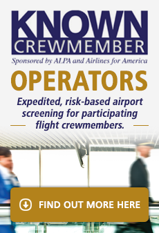 Known Crewmember Program \u002D Operators