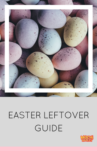 Easter Leftovers Recipe Guide