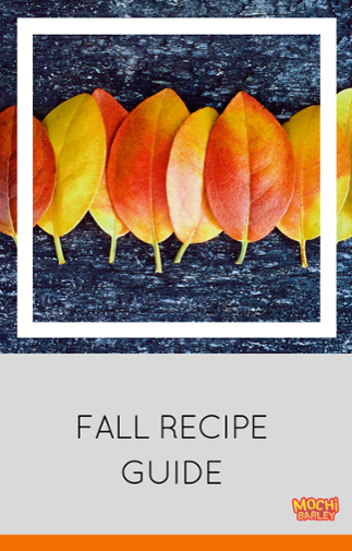 Fall recipes you're sure to love!