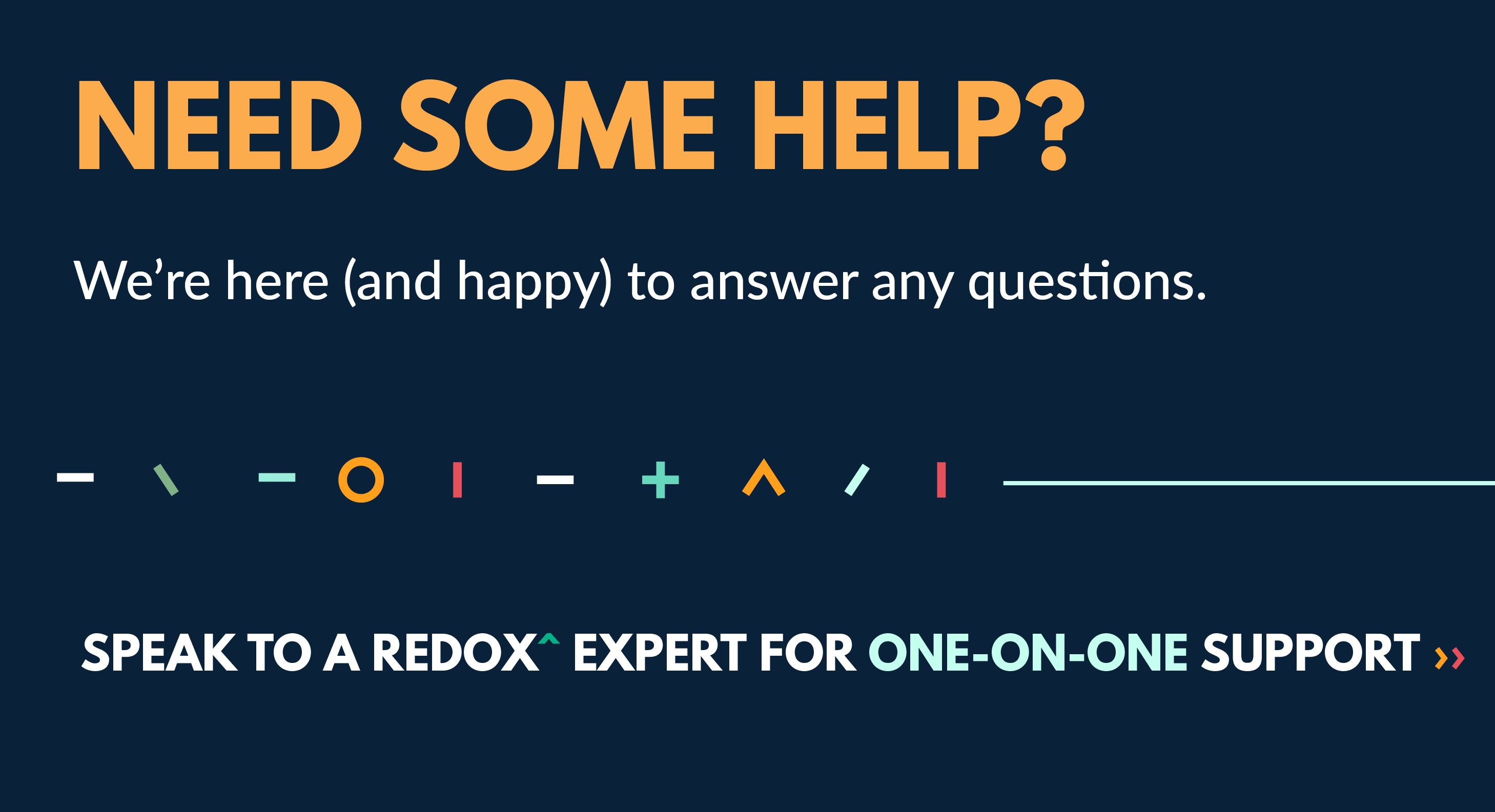 Redox Solution Engineer Contact