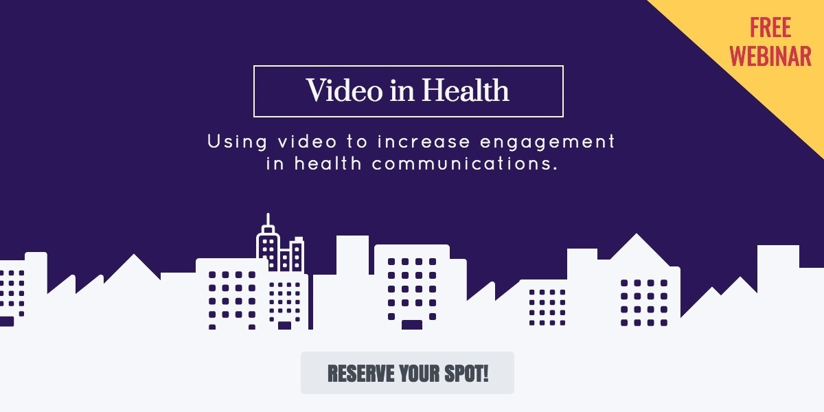 Video in Health Webinar