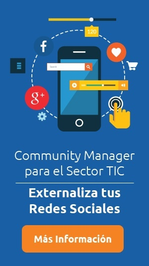 Community Manager Sector TIC