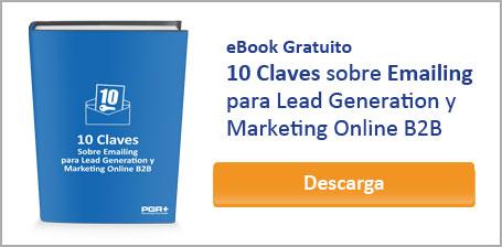 ebook servicio emailing pgr+ marketing & tecnología
