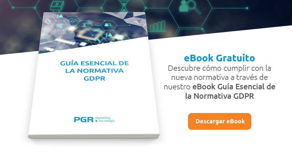 eBook Guía Esencial de la Normativa GDPR BLOG