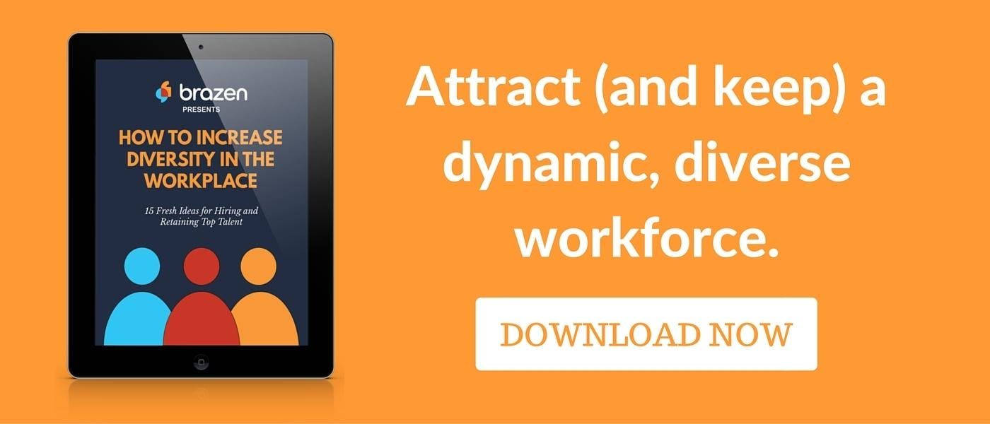 Want to improve diversity in your workplace? Get 13 fresh ideas for free here: [Dowload Now]