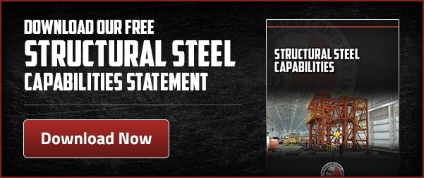 Download Swanton Welding's Structural Steel Capabilities Statement