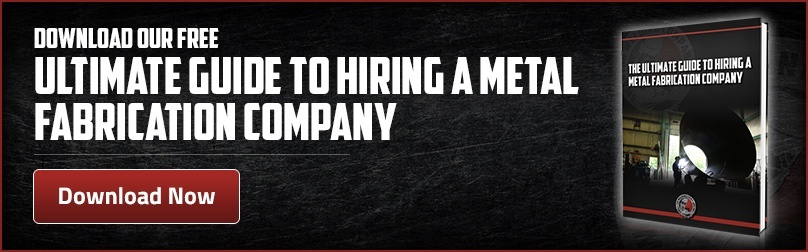 Download our Ultimate Guide to Hiring a Metal Fabrication Company