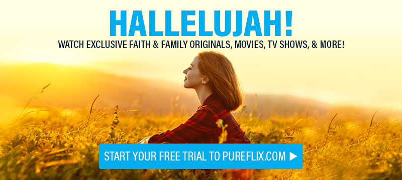 Save 24% on a Yearly PureFlix.com Membership