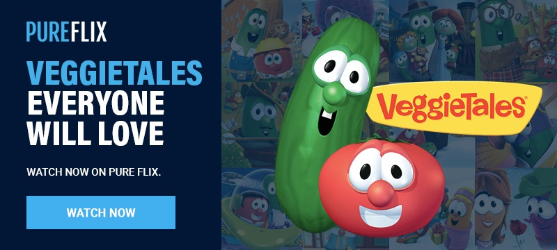 Watch Veggietales Online
