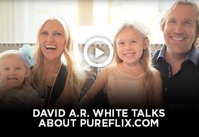 David A.R. White Talks About PureFlix.com