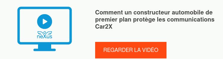 Comment un constructeur automobile de premier plan protège les communications  Car2 Regarder la vidéo